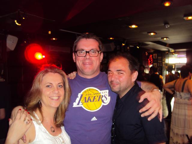 East Village 1: Ruthie, Andrew, Craig